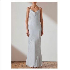 Shona Joy Luxe Cowl Slip Dress
